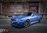 Used Nissan Gt-r for Sale Best Of Paul Walker S Fast Furious 4 R34 Nissan Gt R for Sale Priced at