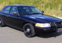 Used Police Cars for Sale New A Used Police Car May Be the Best First Car the Drive