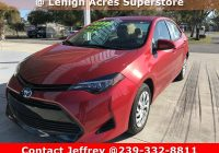 Used toyota Corolla for Sale Awesome Used 2018 toyota Corolla for Sale at Chiefland ford