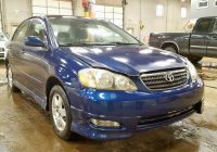 Used toyota Corolla for Sale Elegant Used toyota Corolla Car for Sale and Auction