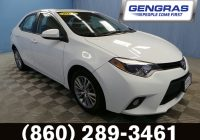 Used toyota Corolla for Sale Fresh Used 2014 toyota Corolla for Sale Hartford Ct