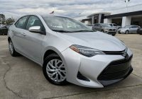 Used toyota Corolla for Sale Inspirational Gonzales Used toyota Corolla Vehicles for Sale