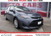 Used toyota Corolla for Sale Inspirational Used 2017 toyota Corolla for Sale