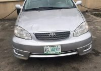 Used toyota Corolla for Sale Lovely Used toyota Corolla 2007 for Sale ⋆ Nigeria Online Marketplace