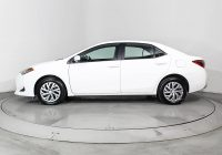Used toyota Corolla for Sale New Used 2017 toyota Corolla Le Sedan for Sale In Hollywood Fl
