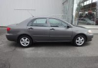 Used toyota Corolla for Sale Unique Used toyota Corolla Ce Automatique A C for Sale Ste Thérèse