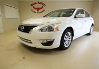 Very Cheap Cars for Sale Near Me Inspirational 2013 Nissan Altima 2 5 Diamond White Very Clean Stock for