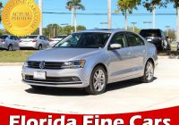 Volkswagen Cars for Sale Near Me New Used 2015 Volkswagen Jetta Tdi Sel 2 0 Sedan for Sale In Margate Fl