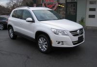 Volkswagen Used Cars for Sale Near Me Beautiful 2011 Volkswagen Tiguan Se 4motion Stock for Sale Near Albany