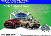 We Buy Used Cars Inspirational We Used toyota Rav4 Philippines Contact Numbers Smart 0919 294