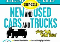 When is the Best Time to Buy A Used Car Beautiful Lemon Aid New and Used Cars and Trucks 2007 2018 Phil Edmonston