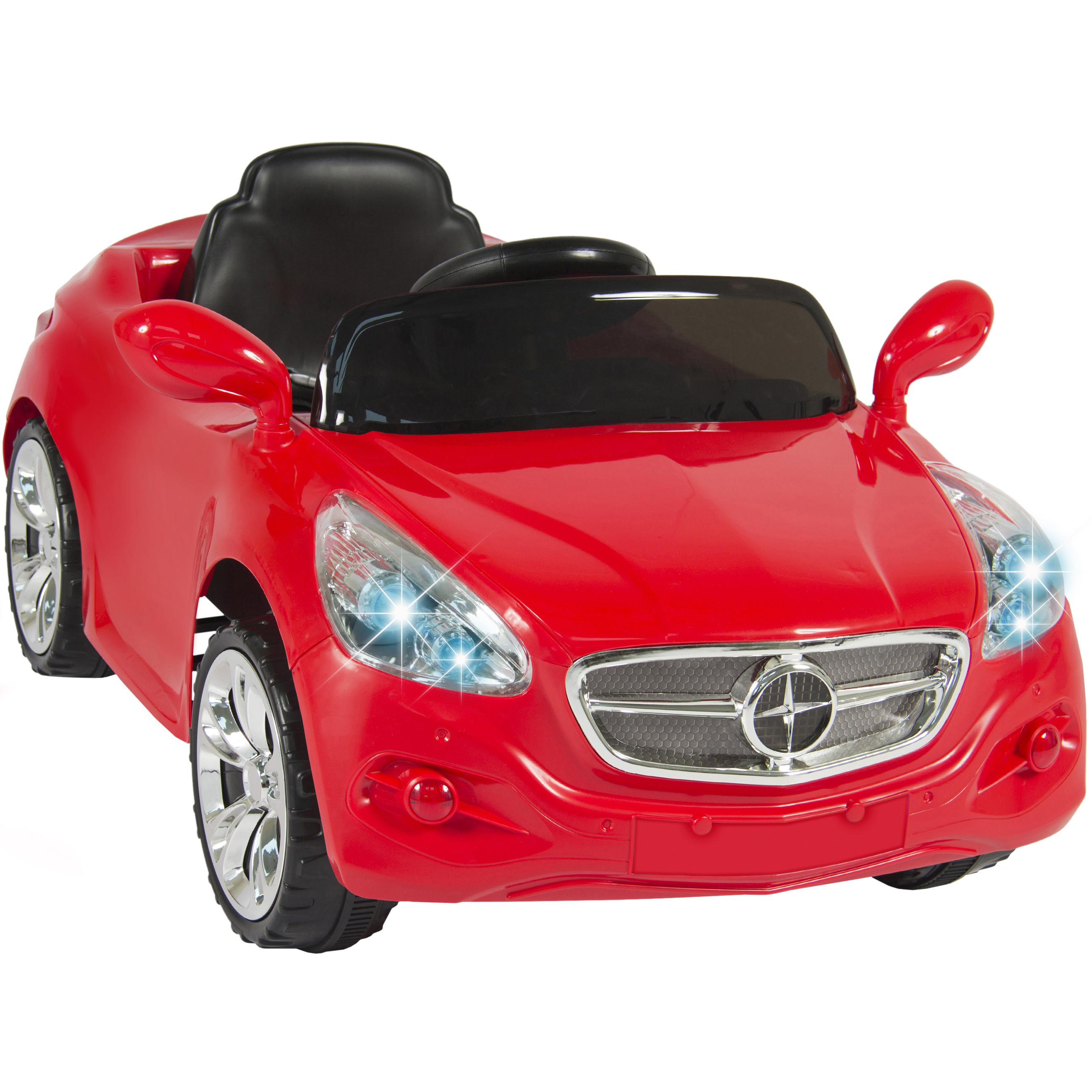 best choice products 12v ride on car kids rc remote control electric battery power w