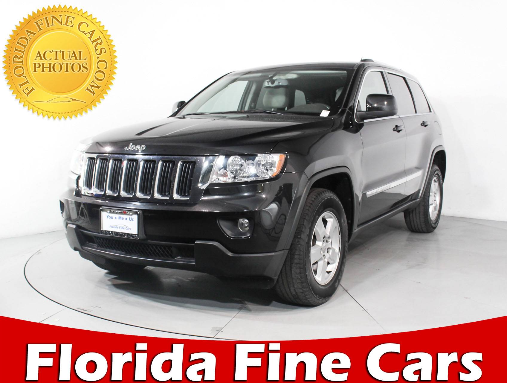 used 2013 jeep grand cherokee laredo suv for sale in miami fl