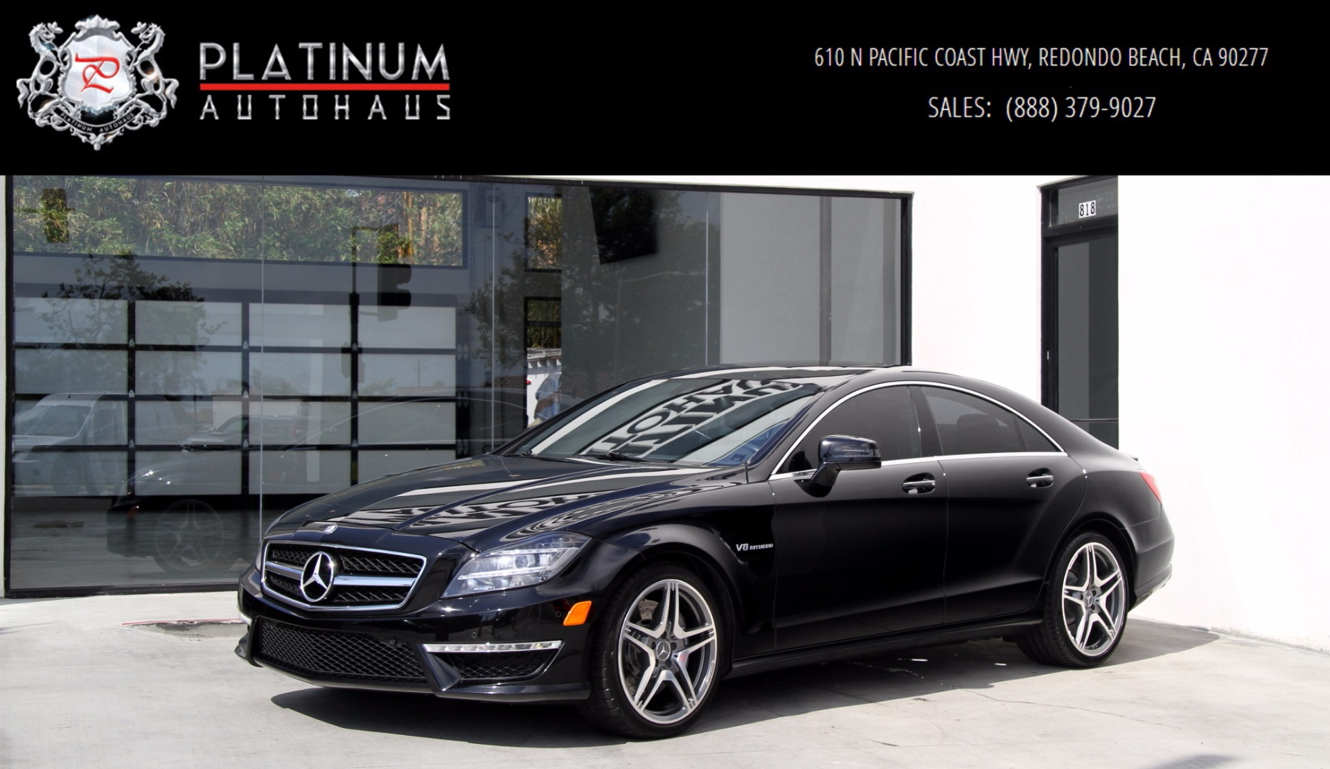 used 2013 mercedes benz cls 63 amg