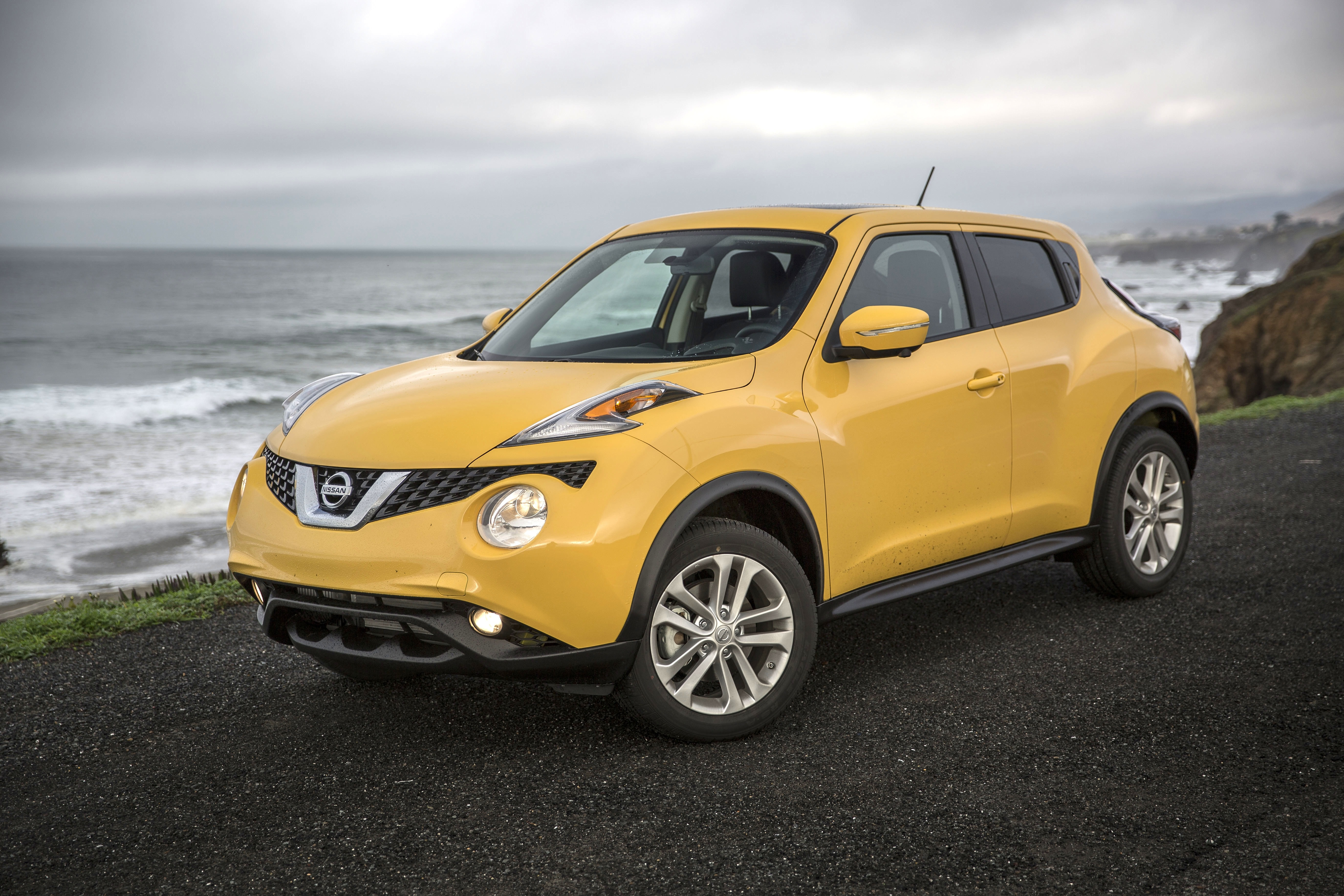 the sassy nissan juke is one of many cars and suvs available to lease for under $200 in september photo courtesy of nissan north america inc