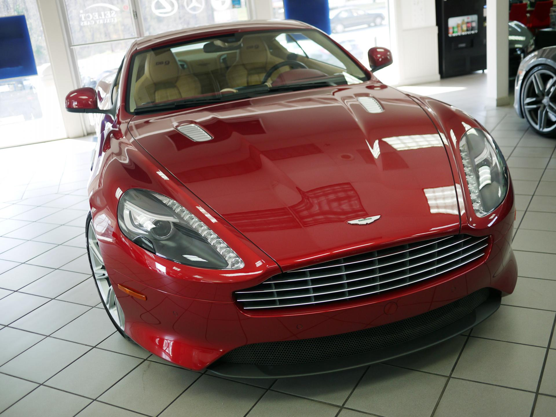 used 2013 aston martin db9