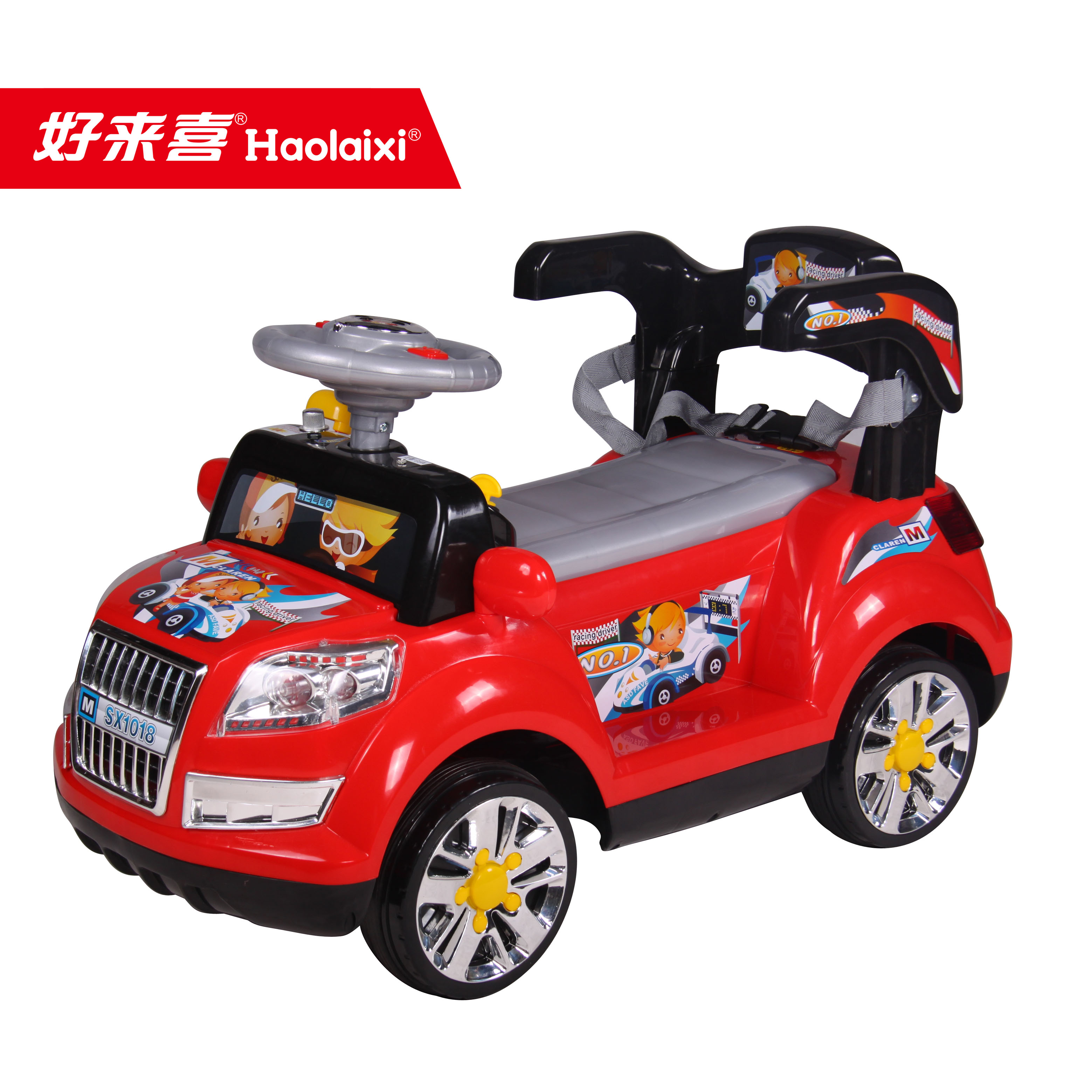 1018 child electric bicycle belt remote control car video game toy car baby car buggiest