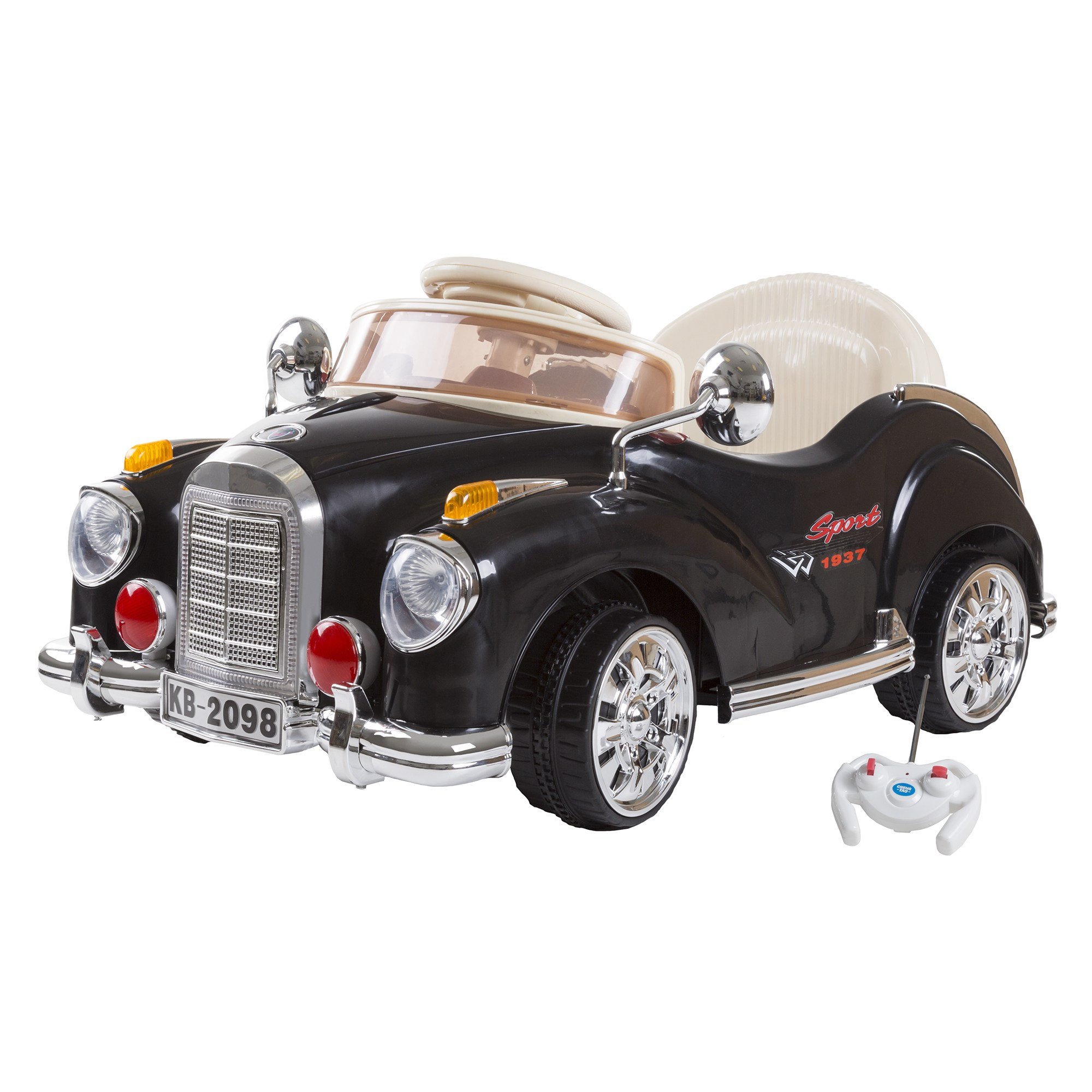 beautiful rider electric cars for kids ride on battery operated classic car new