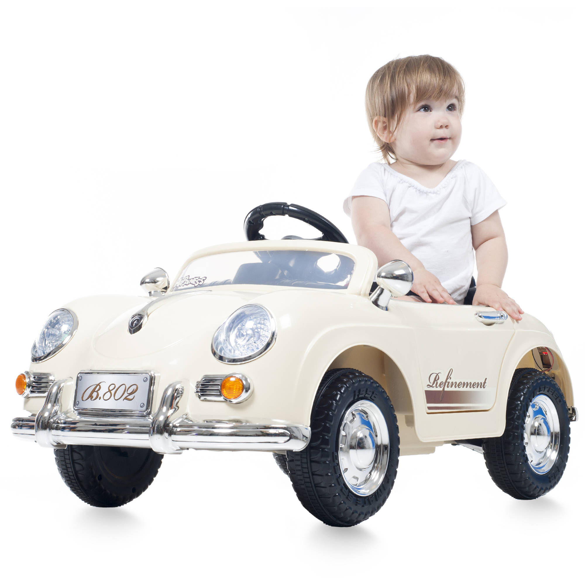 Battery Operated Children's Cars New Ride On Sports Car toddler Kids toy Play Battery Operated Remote