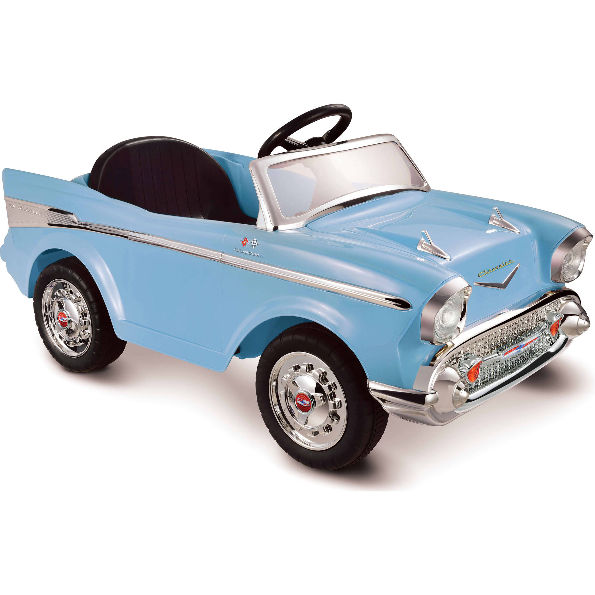Battery Powered toddler Car Beautiful Kid Motorz Chevy Bel Air 12 Volt Battery Powered Ride On Pink