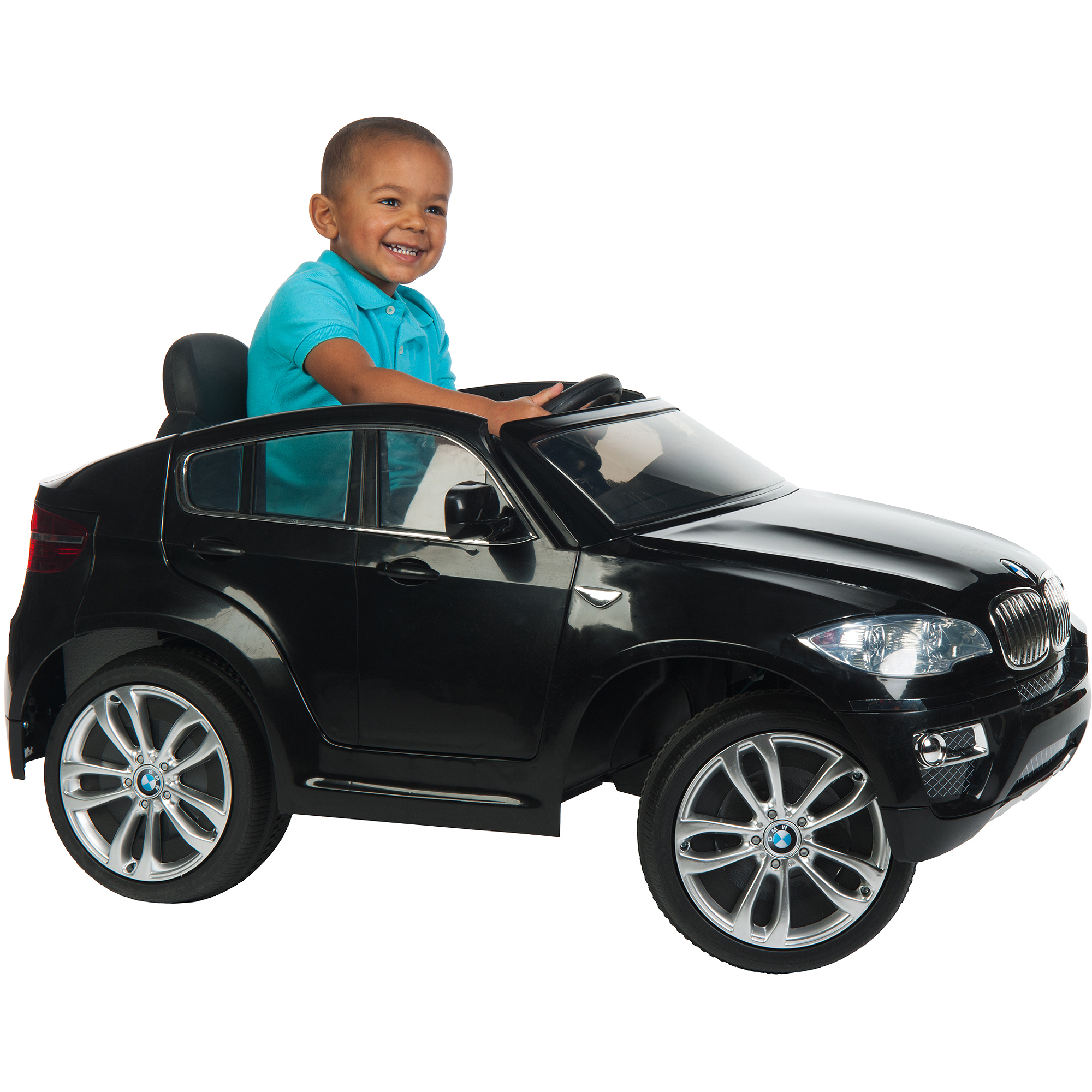 toddler ride on car toy bmw battery operated kids play wheels children black