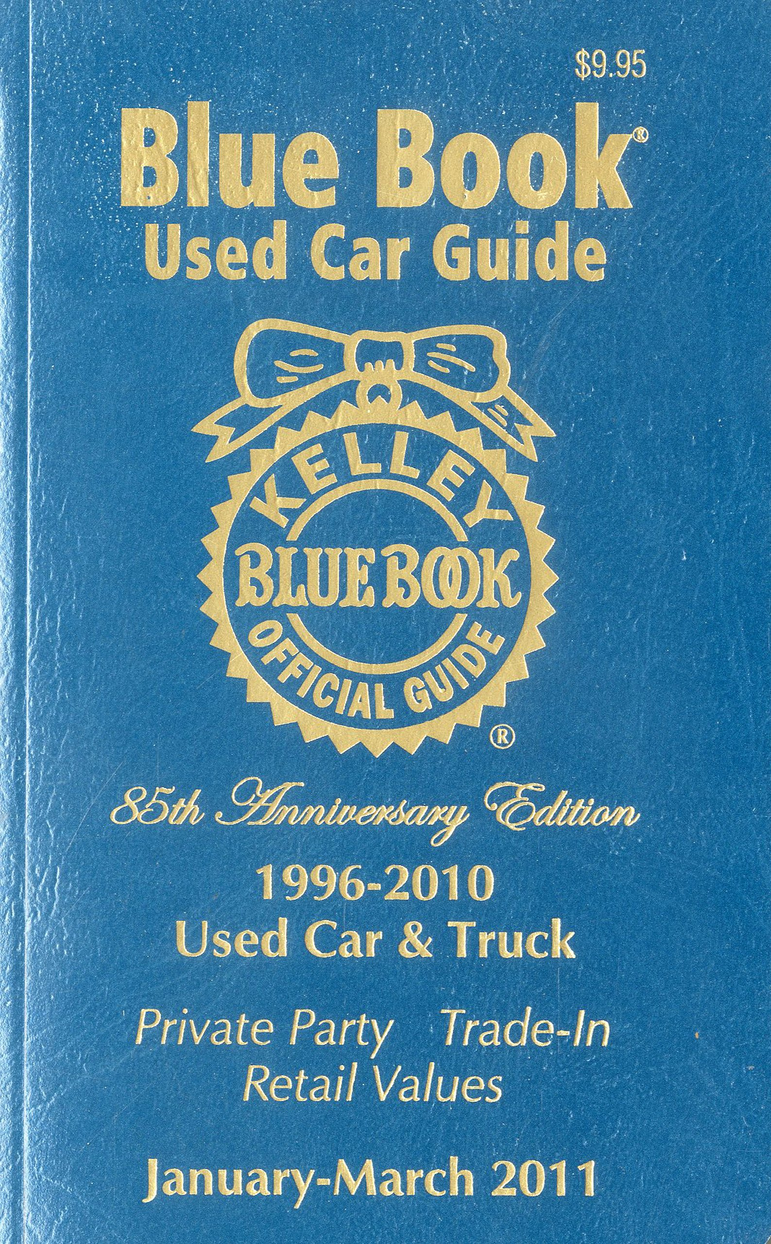 kelley blue book used car guide consumer edition 1996 2010 models january march 2011 book online at low prices in india