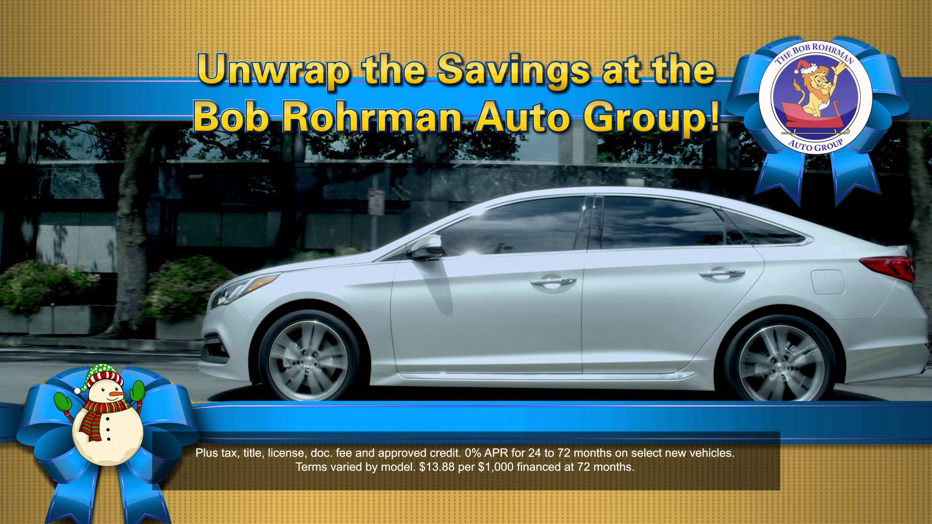 Bob Rohrman Used Cars Best Of Bob Rohrman Auto Group December 2015 Youtube