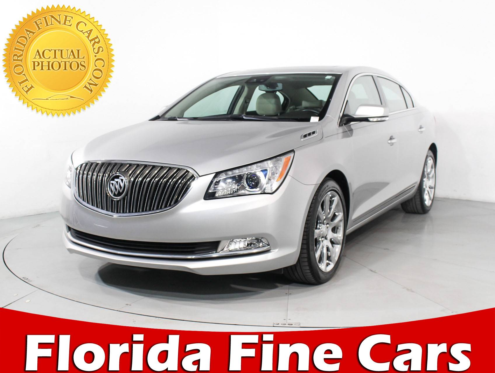 used 2014 buick lacrosse premium 1 sedan for sale in west palm fl