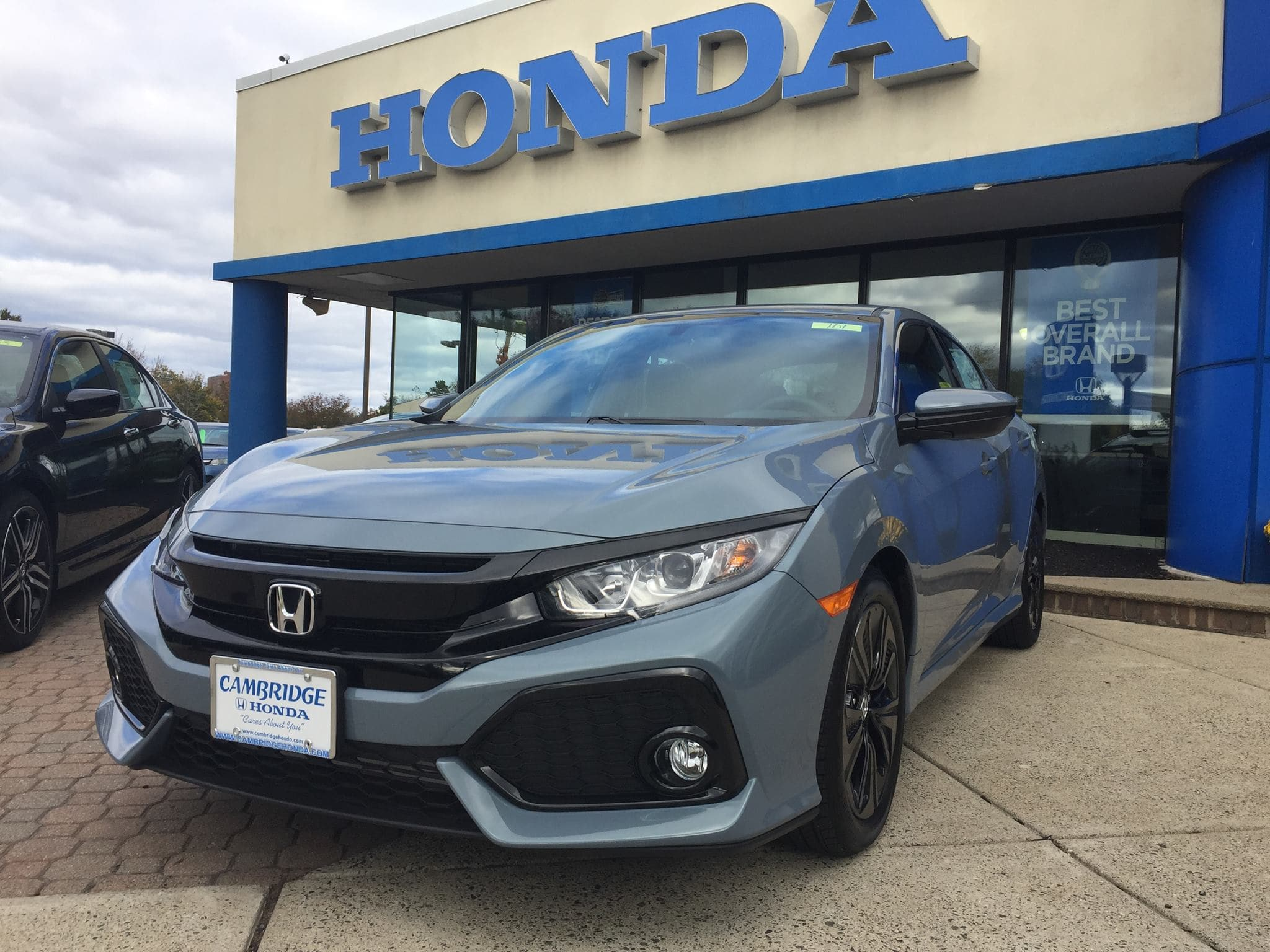 cambridge honda serves waltham ma at our dealership