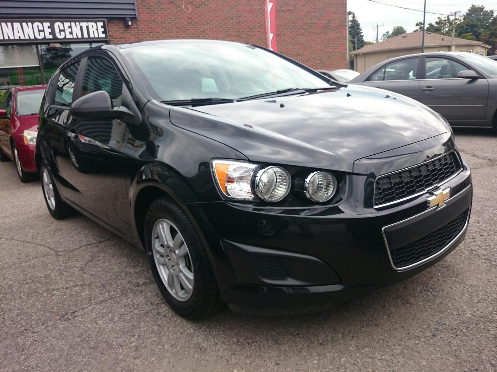 2013 chevrolet sonic lt auto contact for details the loan arranger cambridge