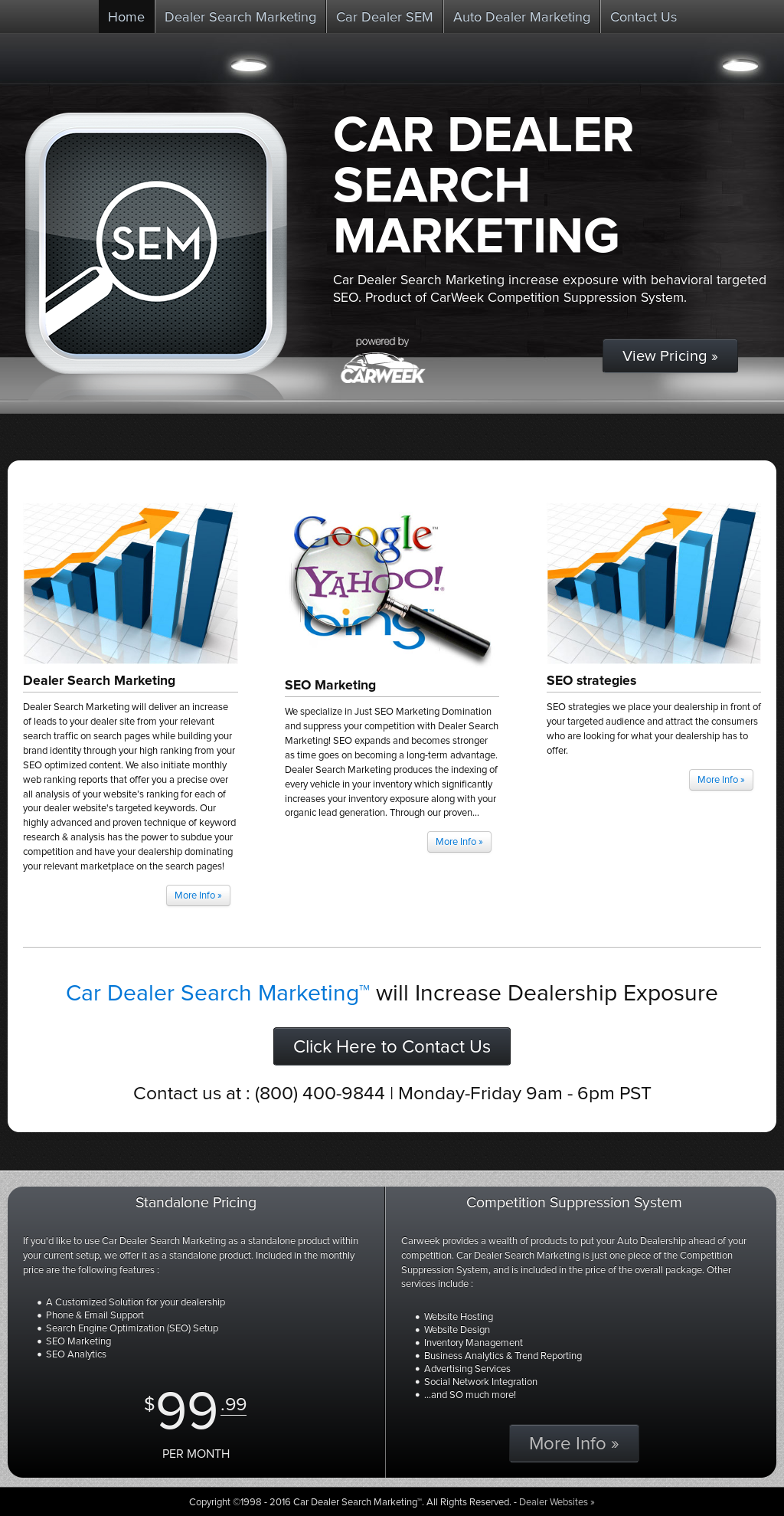 car dealer search marketing petitors revenue and employees owler pany profile