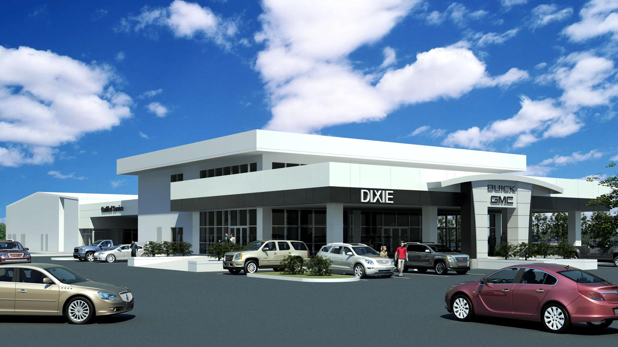 dixie buick gmc in fort myers florida