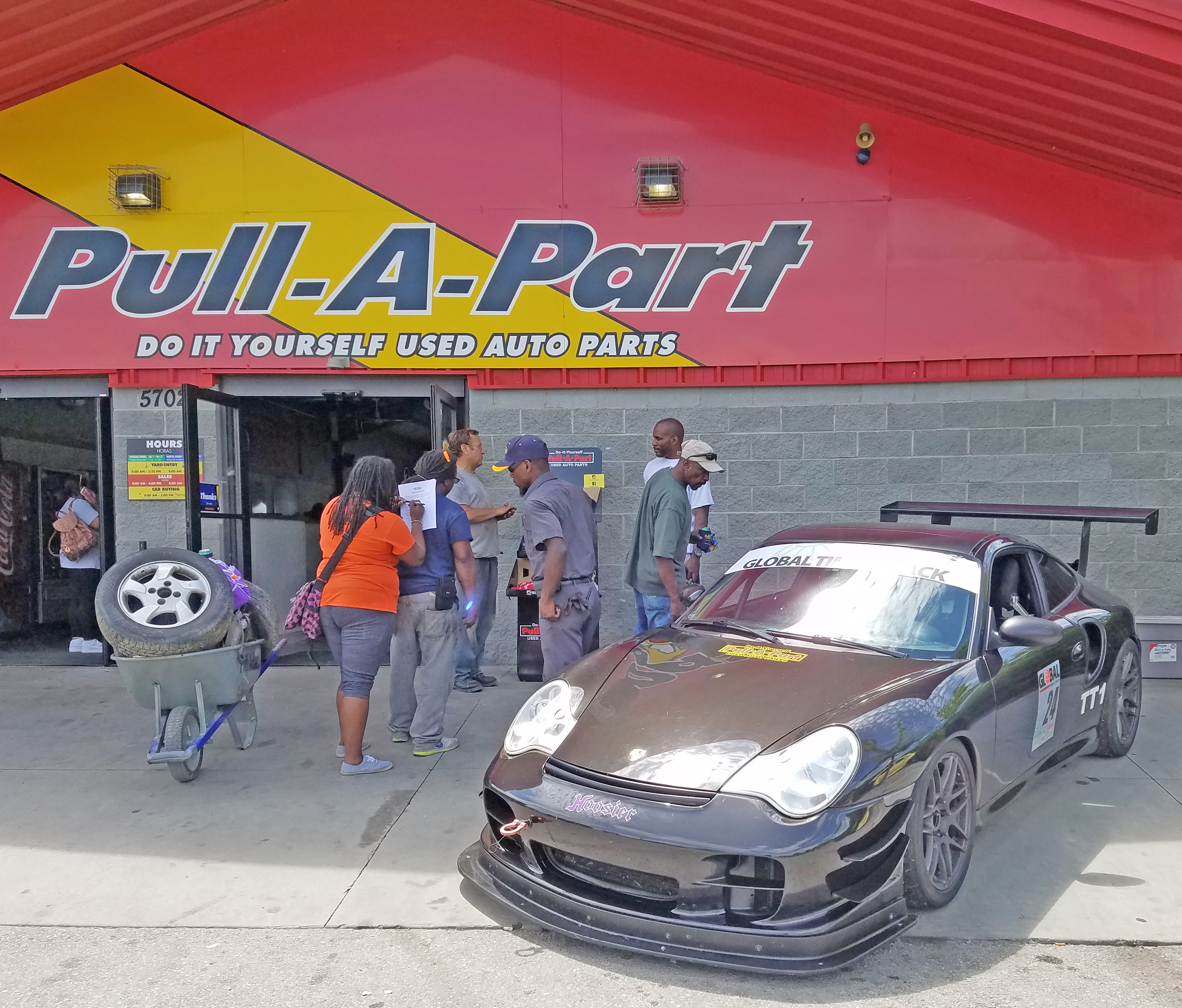 pull a part columbia used auto parts