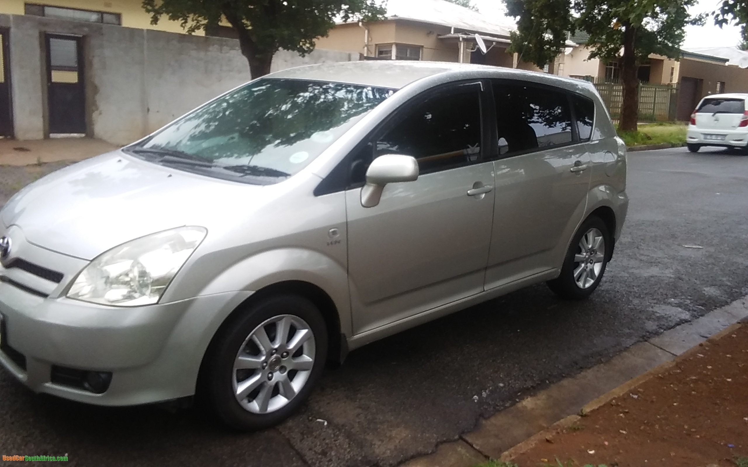 2004 toyota verso sx used car for sale in johannesburg city gauteng south africa usedcarsouthafrica 0