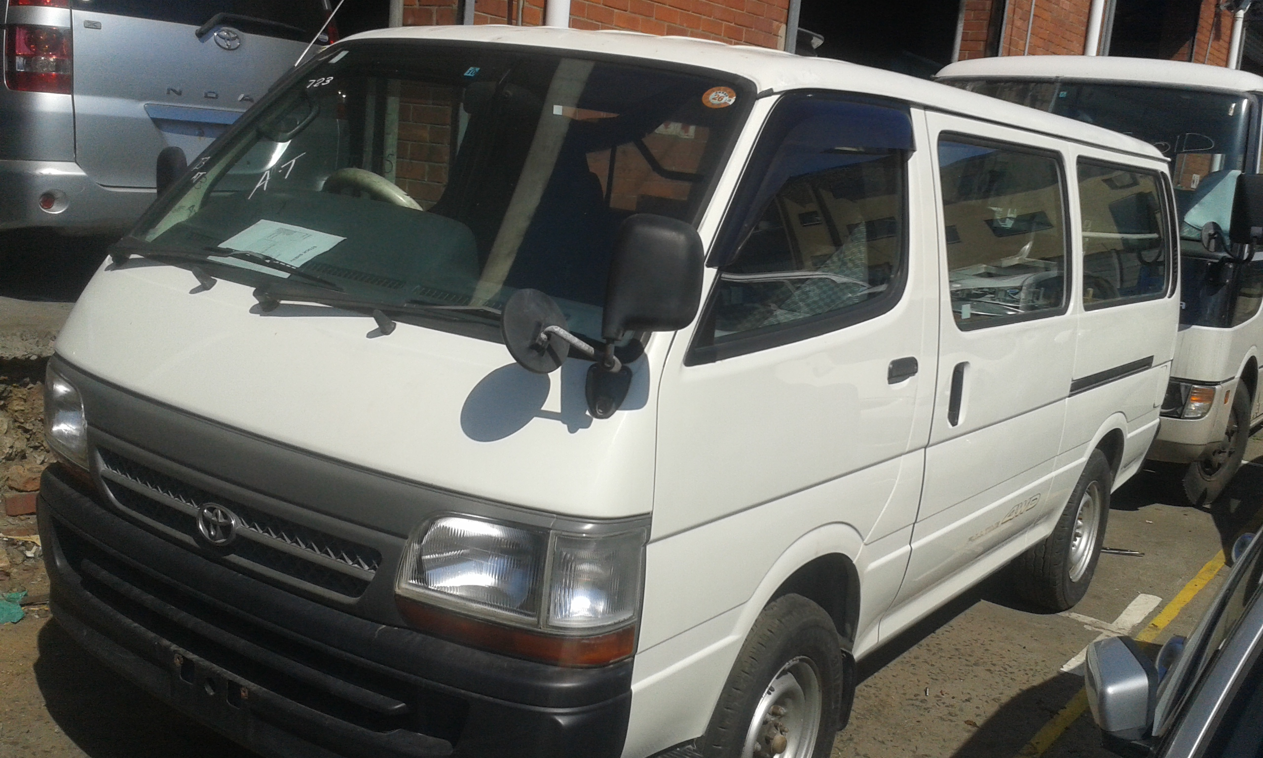 Cars for Sale at Durban Luxury toyota Hiace In Durban