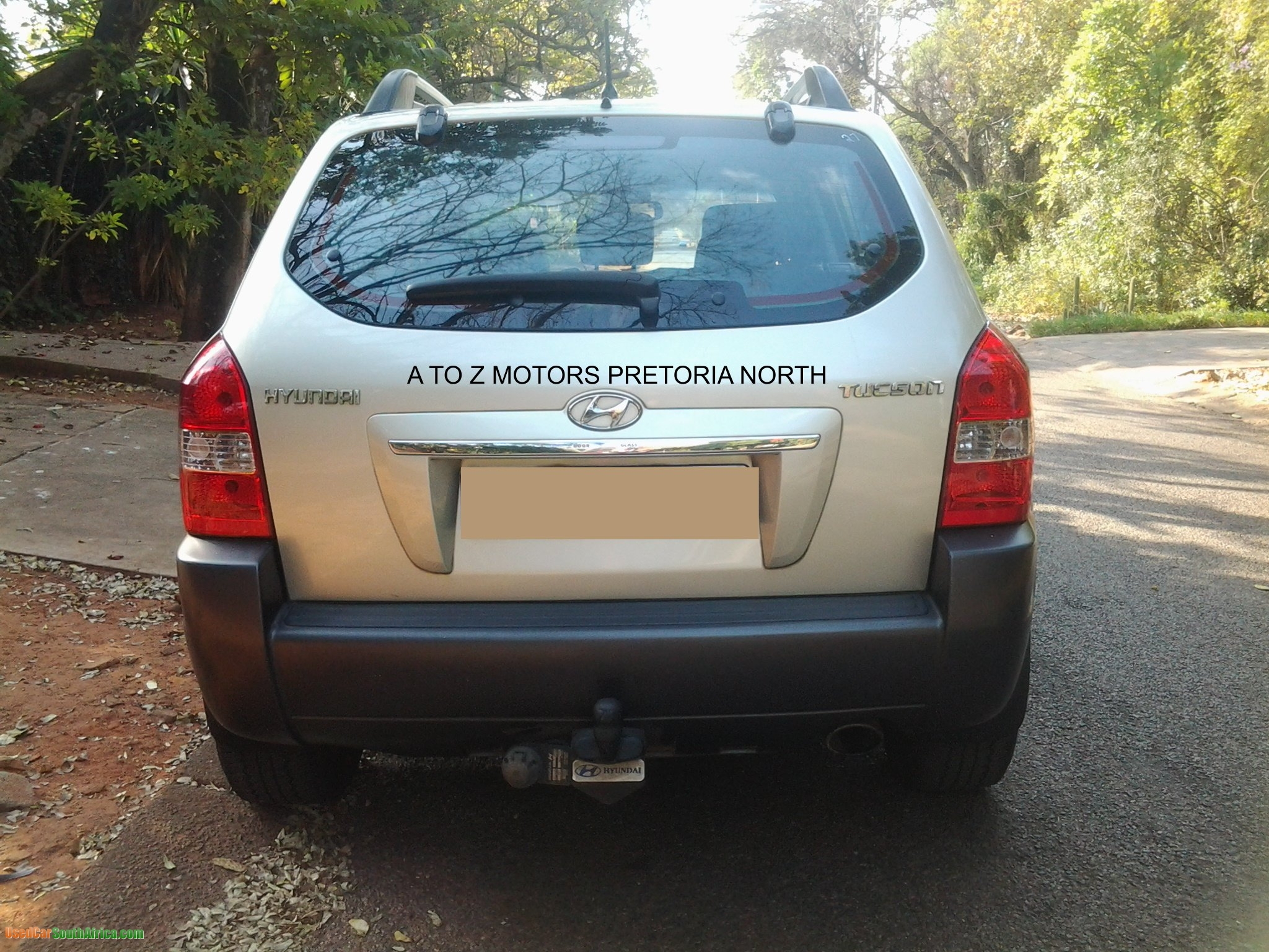 2009 hyundai tucson 2 0 gls suv used car for sale in pretoria north gauteng south africa usedcarsouthafrica 2