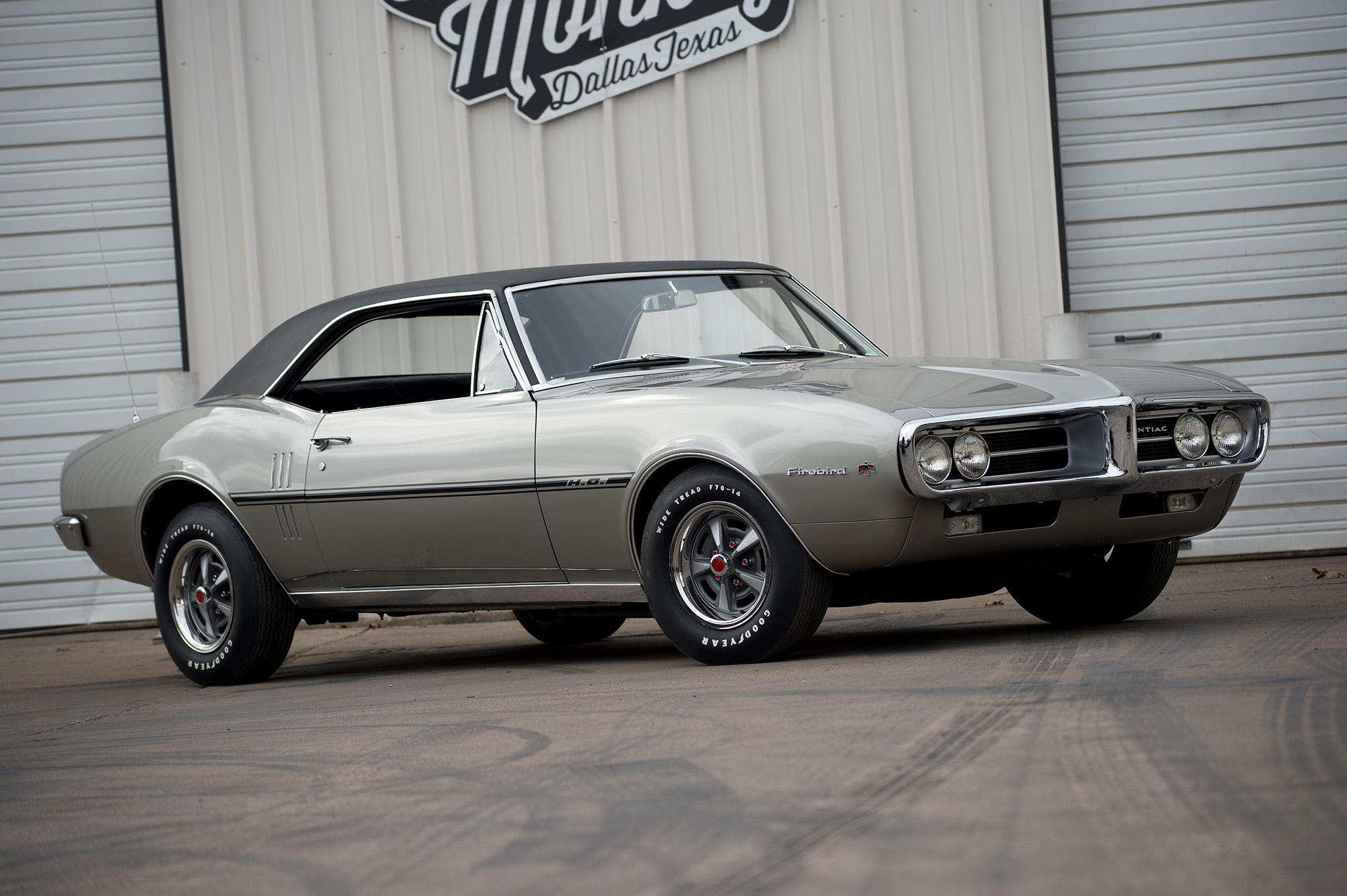 the second firebird ever built was this 1967 ho coupe with a four speed