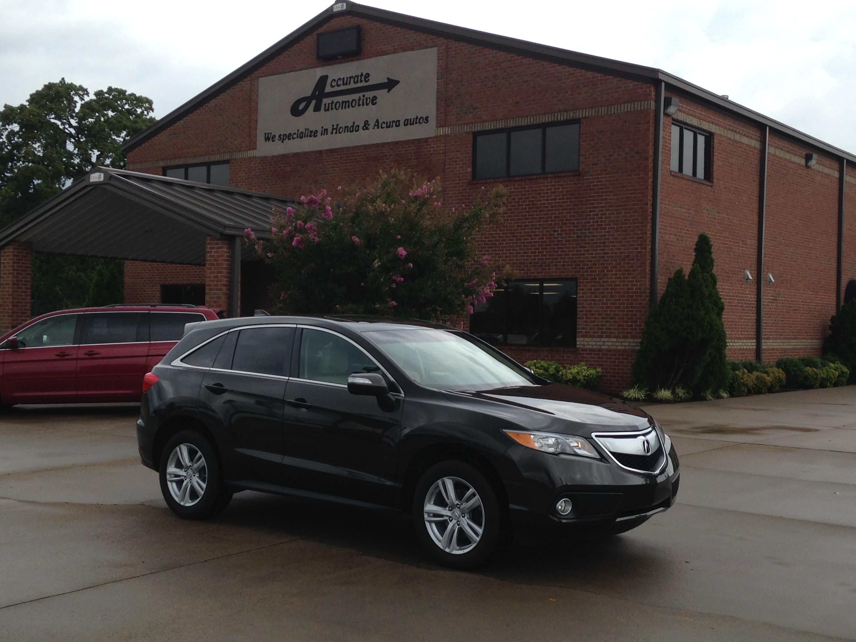 we purchased this acura rdx specifically for a long time service customer he was tired of the run around the local acura dealer wanted to sell him a