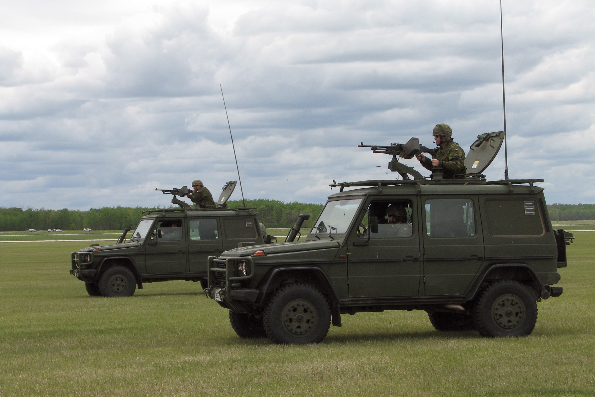 the canadian military is looking for a car hacker