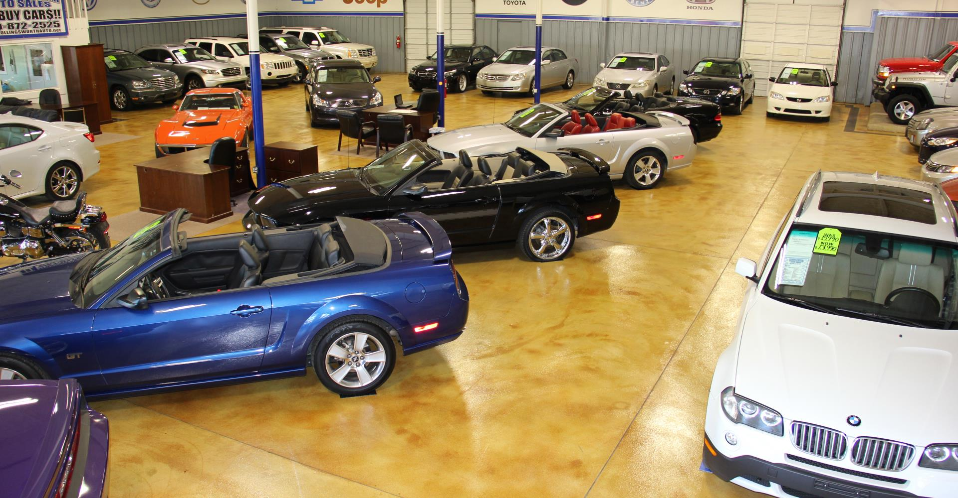 hollingsworth auto sales of raleigh raleigh nc