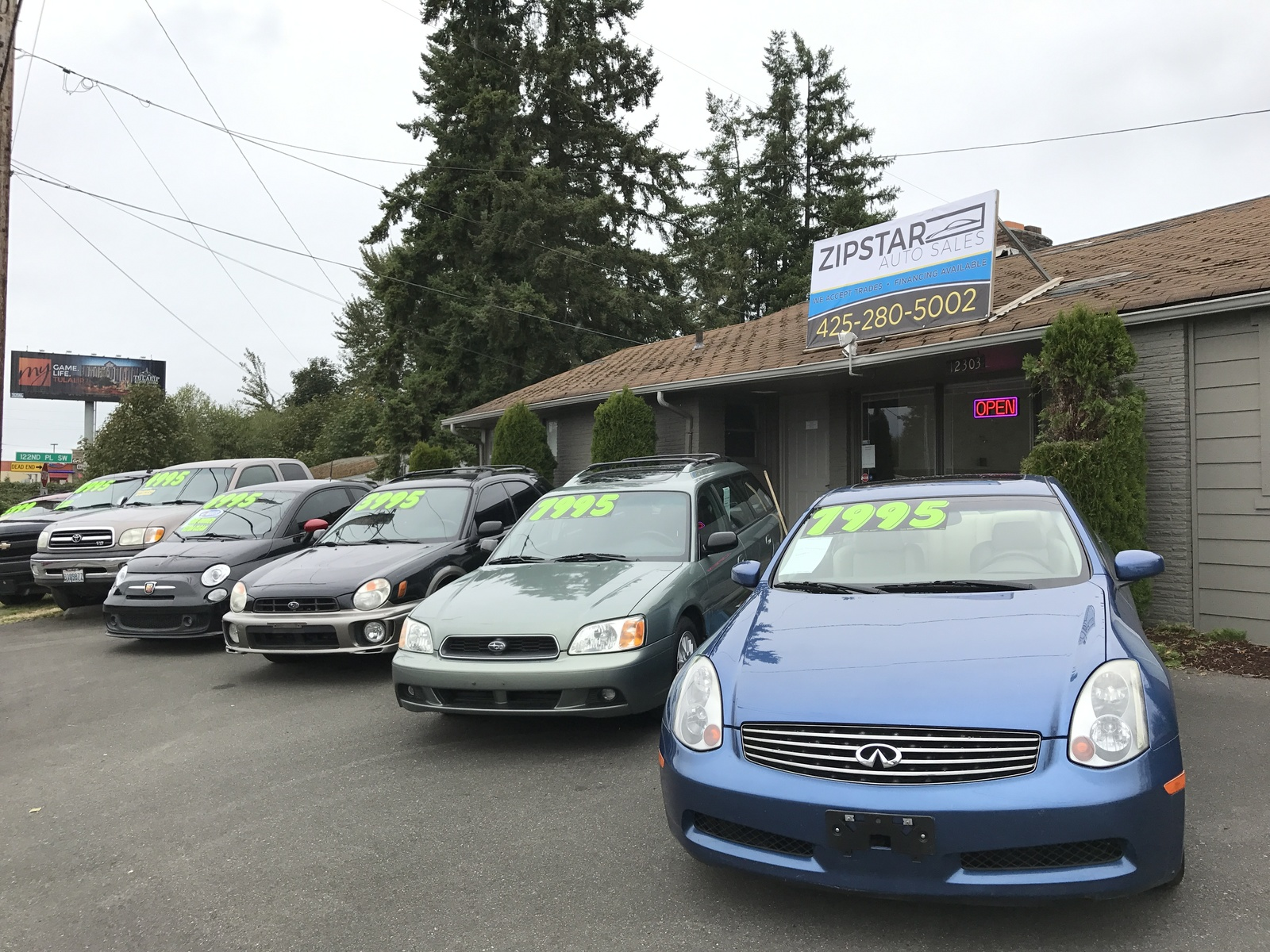 zipstar auto sales lynnwood wa read consumer reviews browse used and new cars for sale