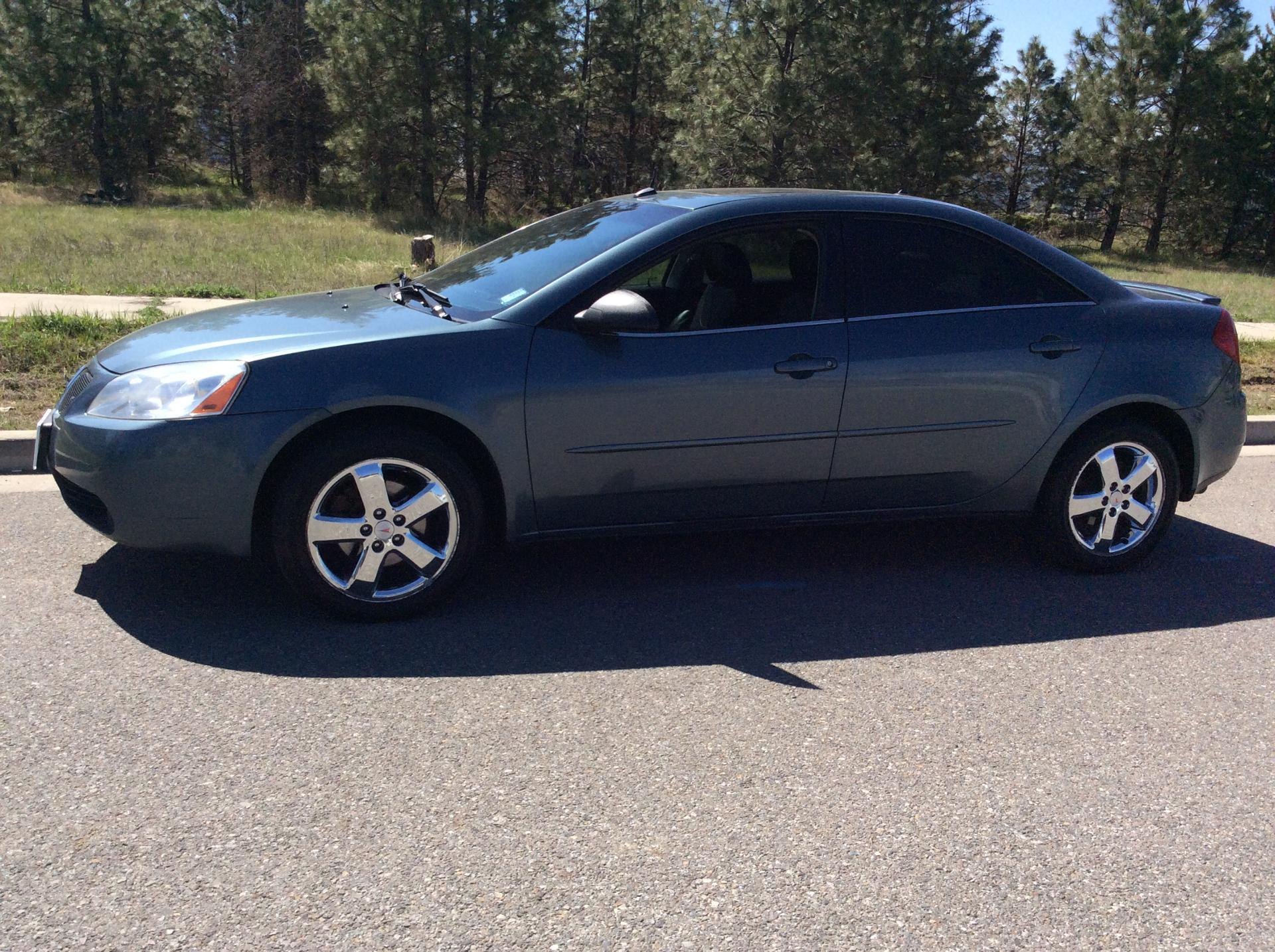 2005 pontiac g6 vehicle photo in coeur d alene id