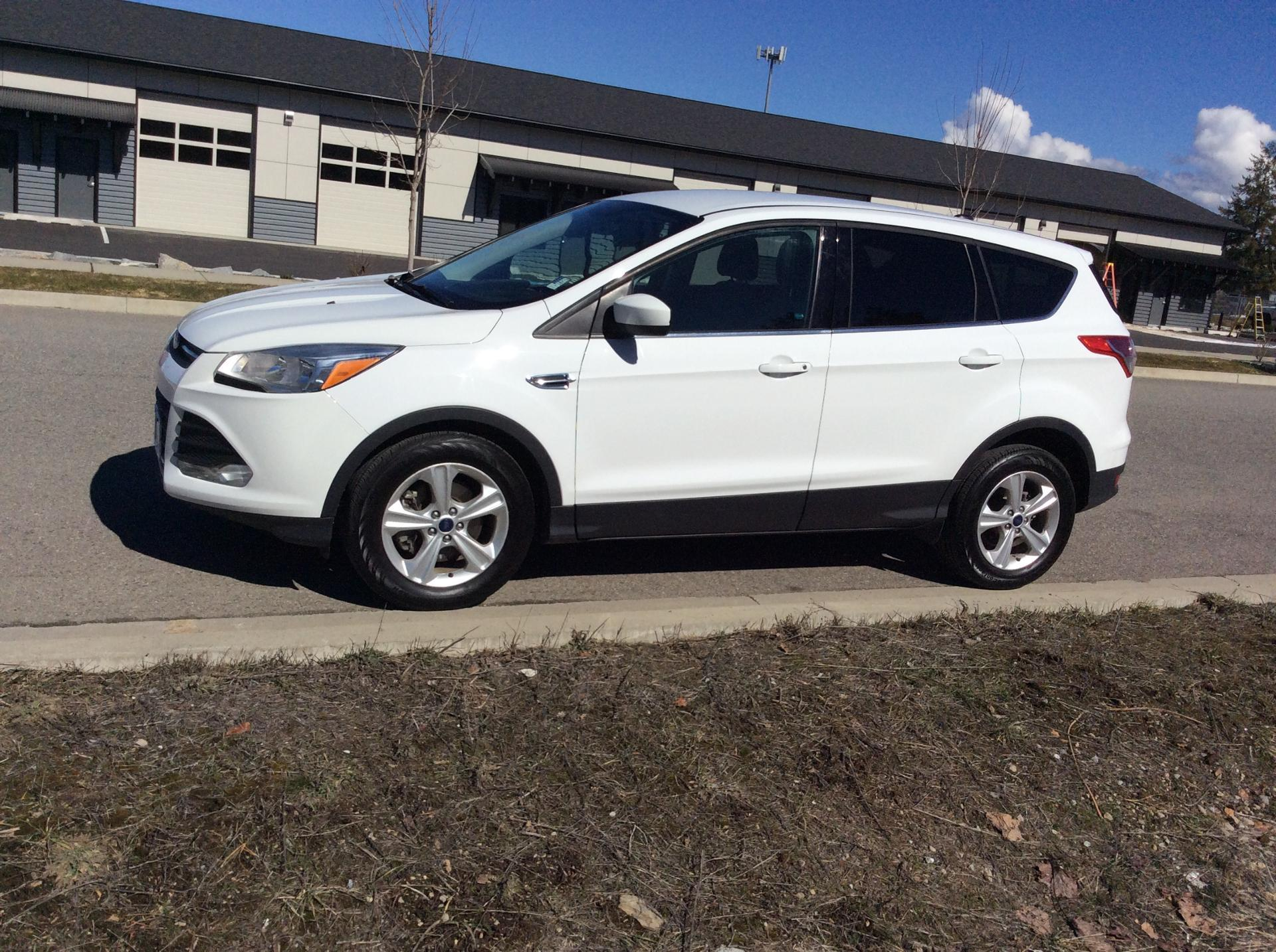2015 ford escape vehicle photo in coeur d alene id