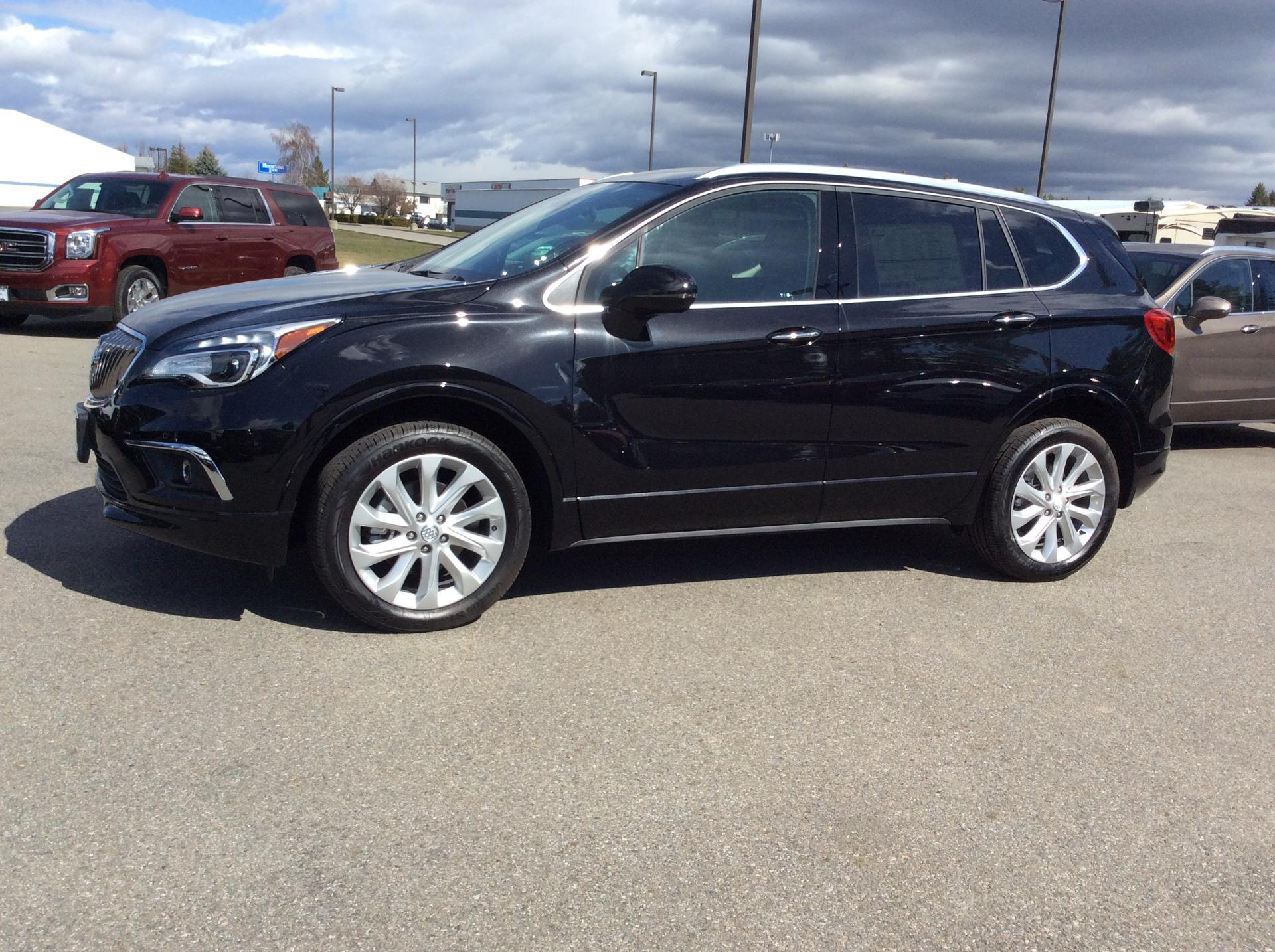 2018 buick envision vehicle photo in coeur d alene id