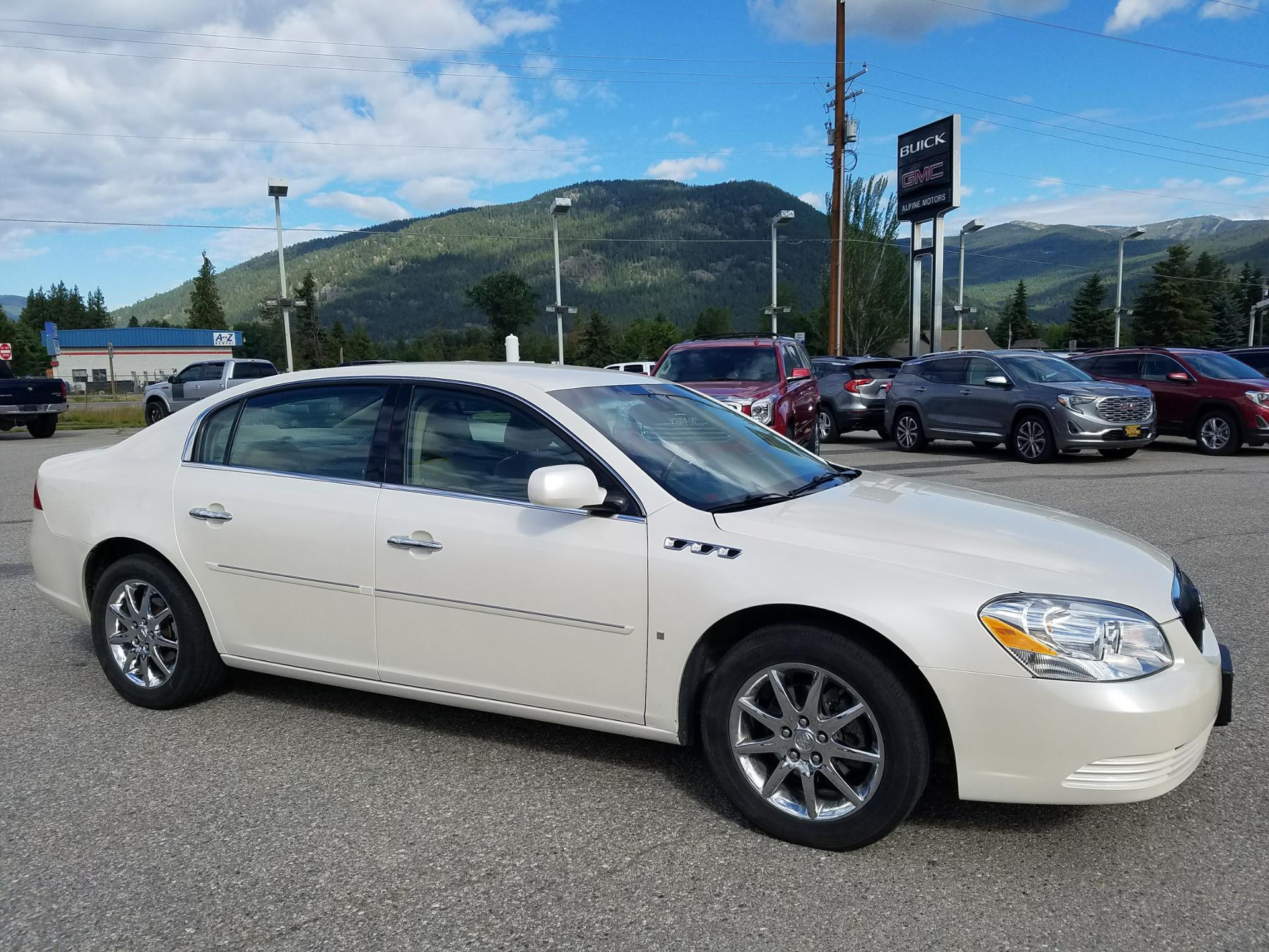 2008 buick lucerne vehicle photo in ponderay id