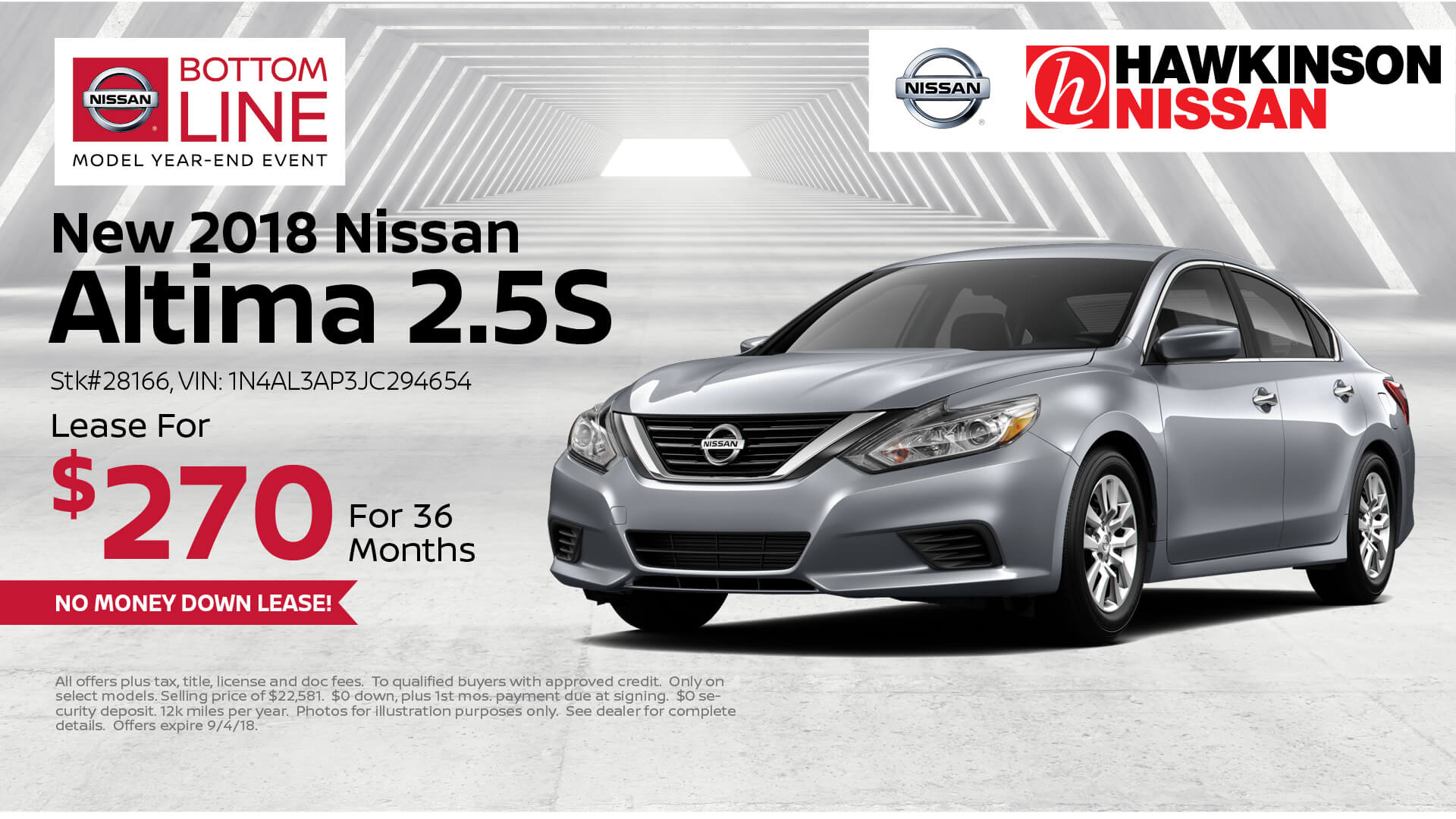 new 2018 nissan altima 2 5s