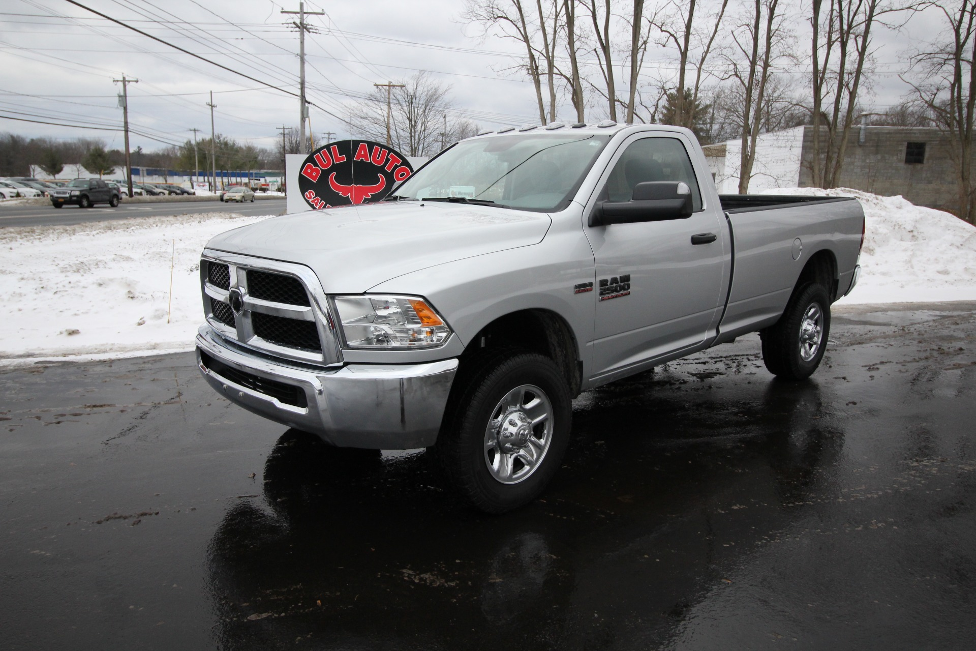 Cars for Sale Near Me 2500 Awesome 2016 Ram 2500 Tradesman Regular Cab 4wd Stock for Sale Near