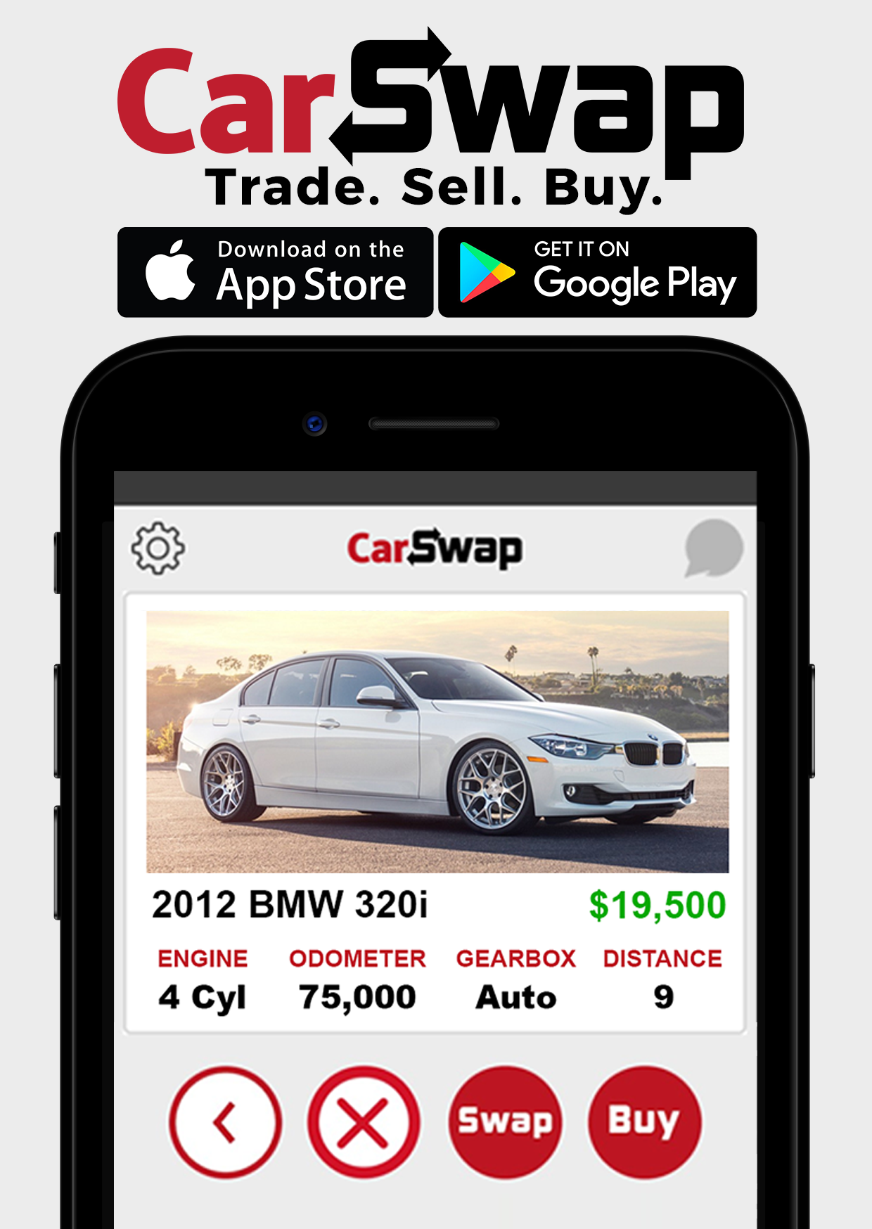 Cars for Sale Near Me App New Carswap and Easycars Enter Collaborative Partnership
