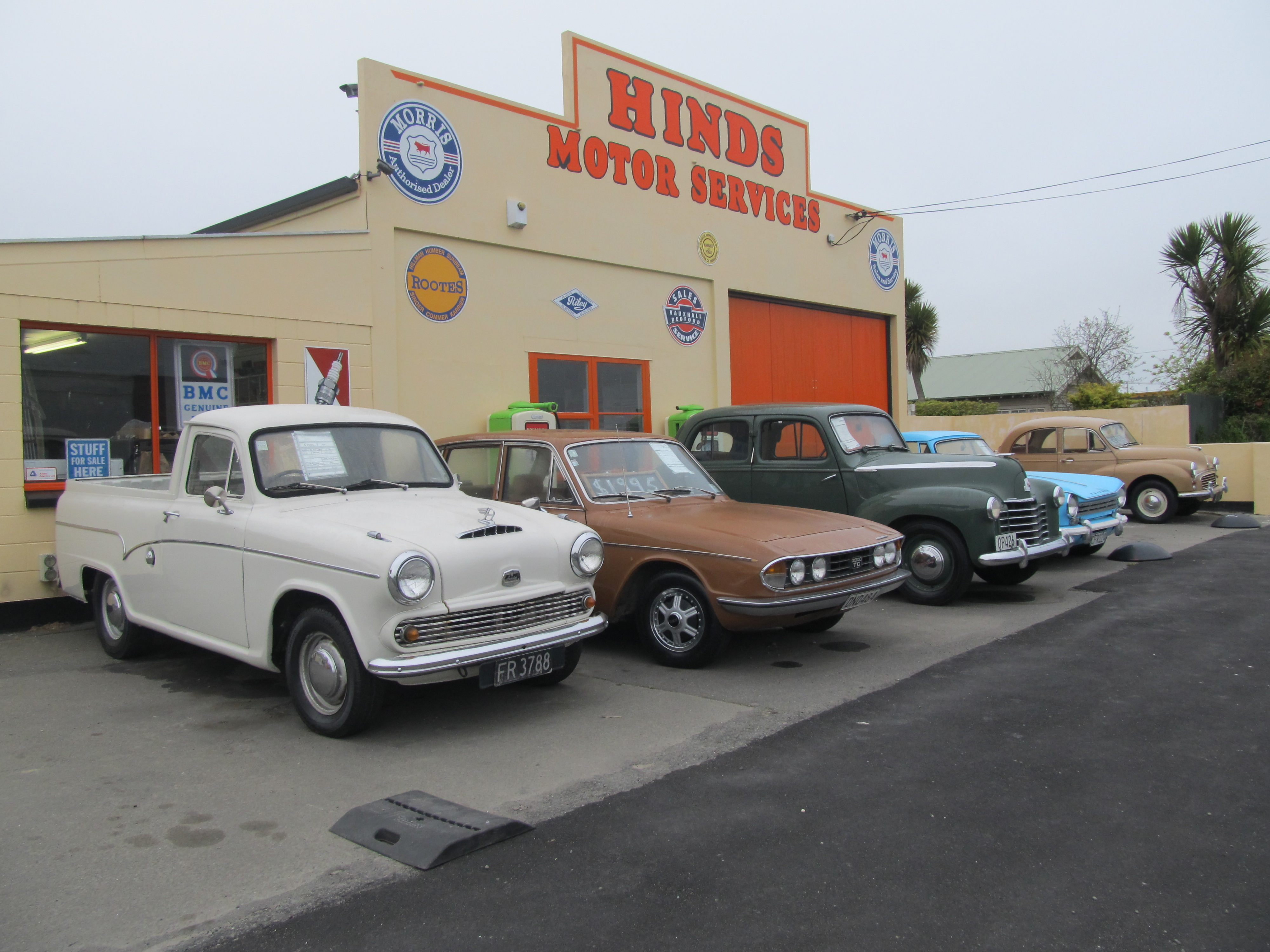 file hinds garage cars for sale