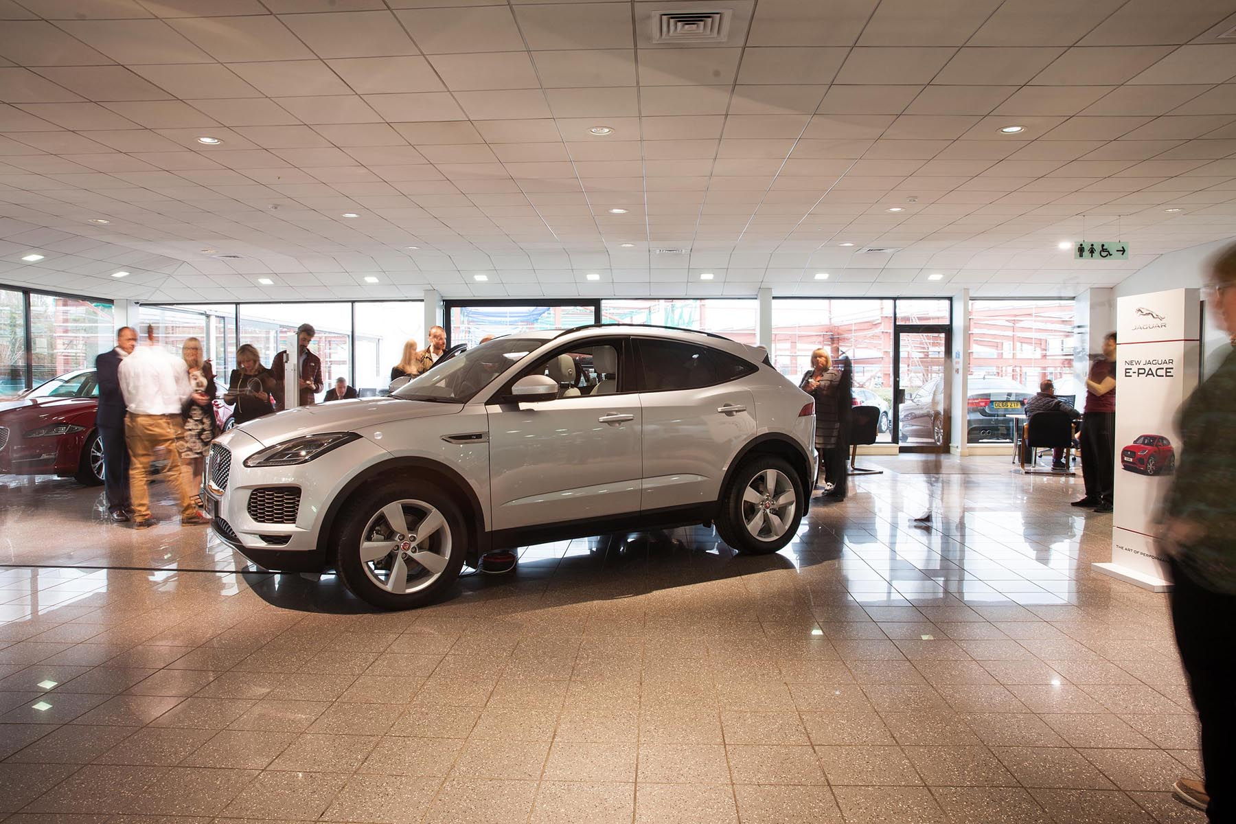 Cars Sale Belfast Fresh New Jaguar E‑pace Revealed In Belfast…